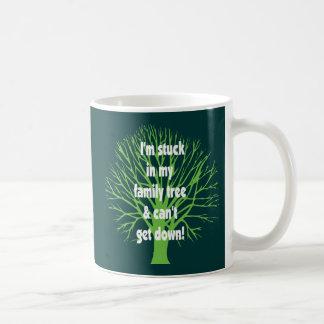 Stuck In My Family Tree Coffee Mug