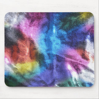 Stuck in the 70's - Disco Era Sparkles Mouse Pad