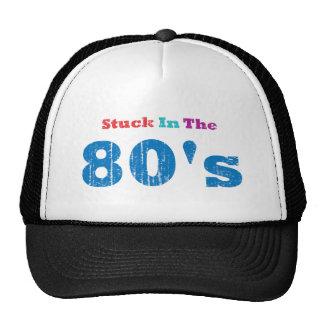 Stuck in the 80's trucker hat