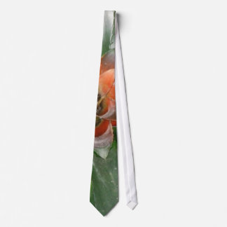 """""""Stuck In The Middle"""" tropical plant tie"""