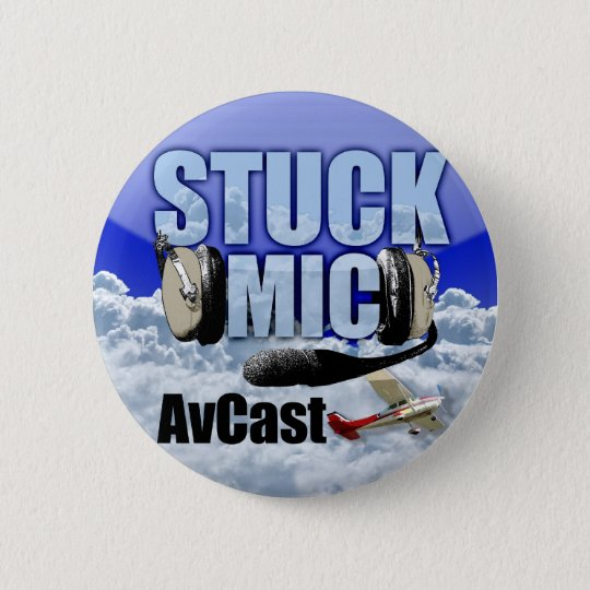 Stuck Mic AvCast Button
