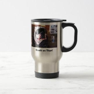 Stuck on Thor! Travel Mug