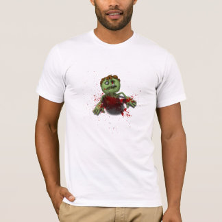 Stuck - There's a little Zombie in all of us T-Shirt