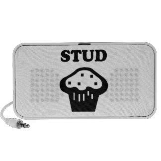 Stud Cupcake Laptop Speaker