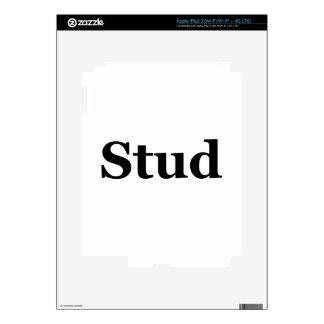 Stud iPad 3 Skin