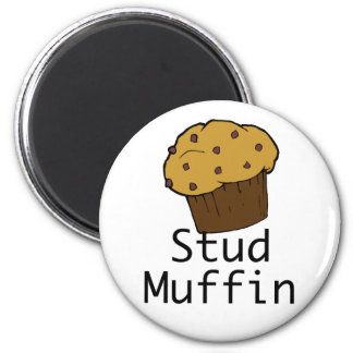 Stud Muffin Boy Magnet