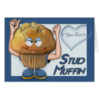 Stud Muffin Cards