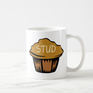 Stud Muffin Cute Coffee Mug