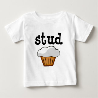 Stud Muffin, Cute Funny Baked Good T-shirts