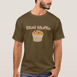 Stud Muffin Cute Guys T-Shirt
