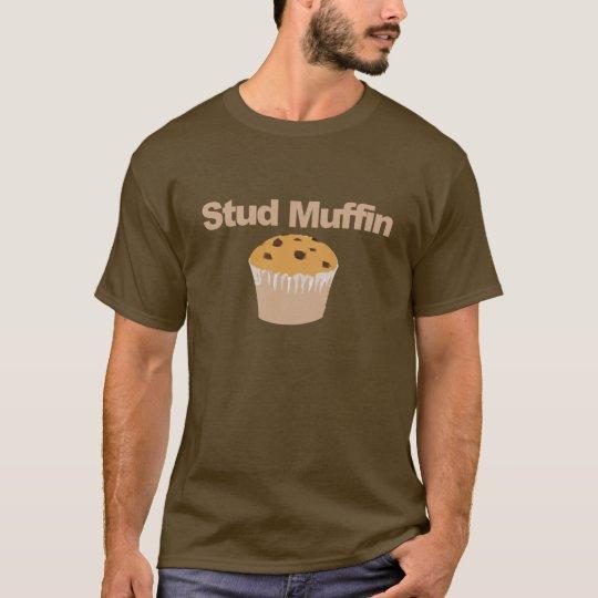 Stud Muffin Cute Guys T-Shirt