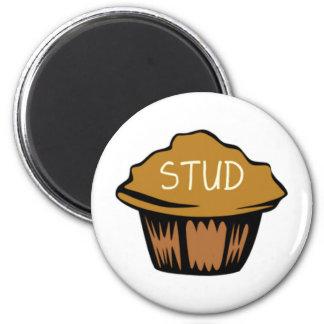 Stud Muffin Cute Magnet