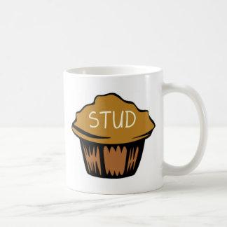 Stud Muffin Cute Classic White Coffee Mug