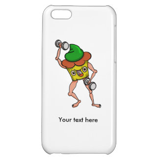 Stud Muffin Gentle Giant Funny Illustration Case For iPhone 5C