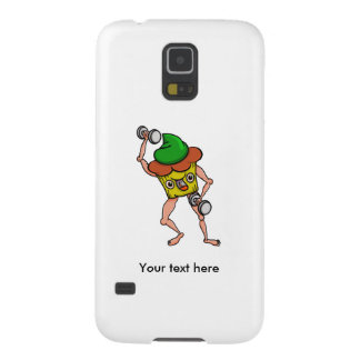 Stud Muffin Gentle Giant Funny Illustration Galaxy S5 Cover