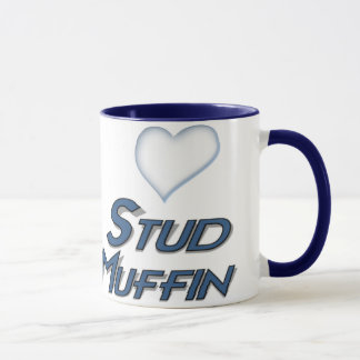 Stud Muffin Humor Mug