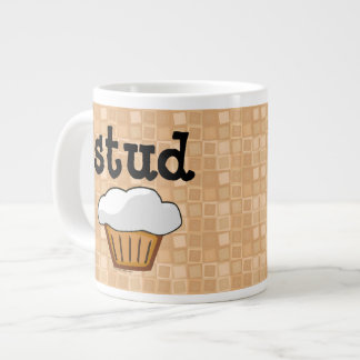 Stud Muffin Large Coffee Mug