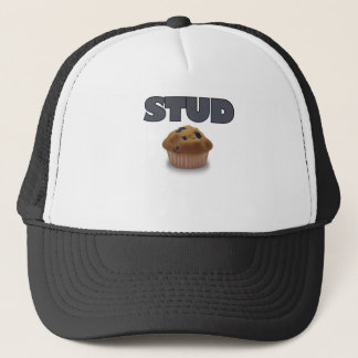 STUD MUFFIN.png Trucker Hat