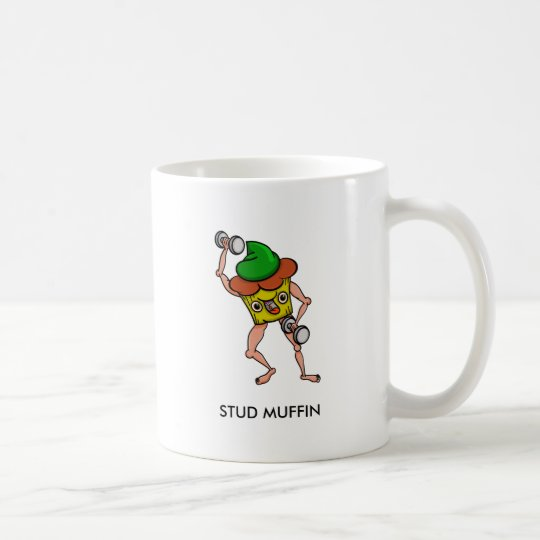 Stud In Weight Lifting Coffee Mug