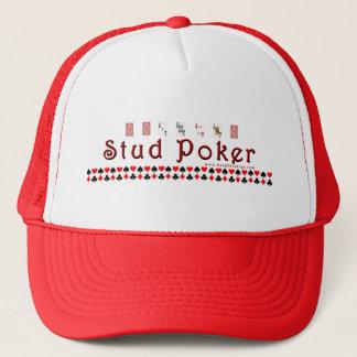 Stud Poker Cap