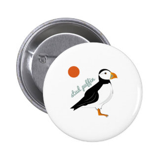 Stud Puffin Buttons