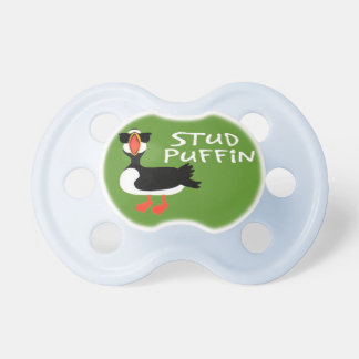 Stud Puffin Pacifier