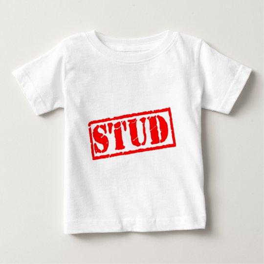 Stud Stamp Baby T-Shirt