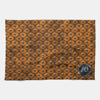 Studded Leather 1 Kitchen Towel