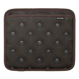 Studded Leather Armor Sleeve For iPads