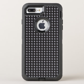 Studded Steel Texture OtterBox Defender iPhone 7 Plus Case