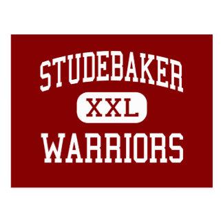 Studebaker - Warriors - Middle - Huber Heights Postcard