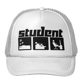 Student 3 trucker hat