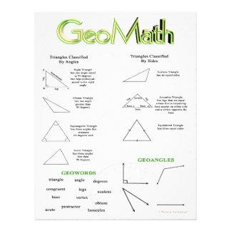 Student Copy GeoMath Flyer