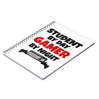 Student Gamer Note Books