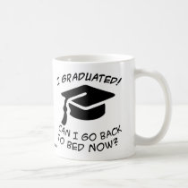 Student I graduated Coffee Mug