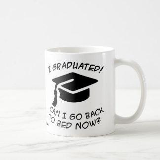 Student I graduated Coffee Mug