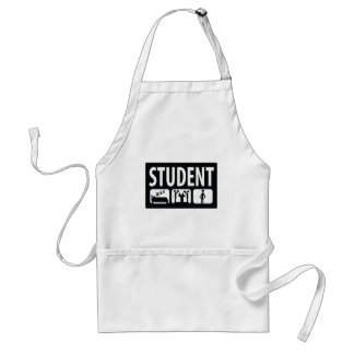 student icon aprons