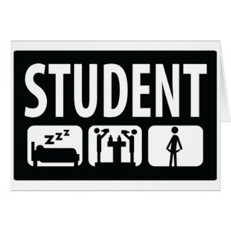 student icon card