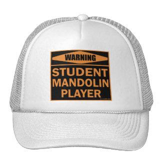 Student Mandolin Player Hat