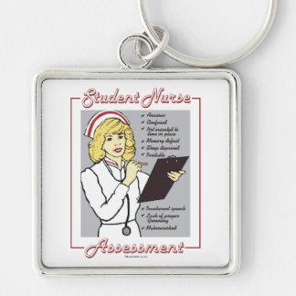 Student Nurse Assessment Keychain