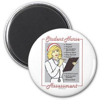 Student Nurse Assessment Magnet