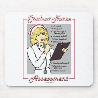 Student Nurse Assessment Mouse Pad