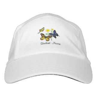 Student Nurse Butterflies Hat