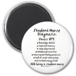 Student Nurse Diagnosis: Stress Magnets