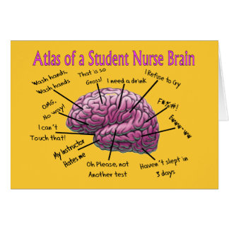 Student Nurse Gifts Card