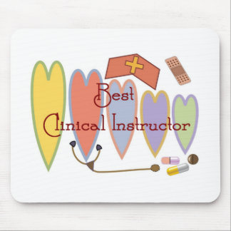 Student Nurse/Instructor gifts Mouse Pad