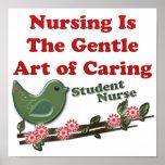 Student Nurse Posters