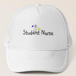 Student Nurse Stick Person Trucker Hat