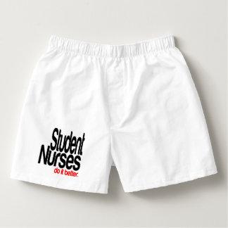 Student Nurses Do It Better Boxers