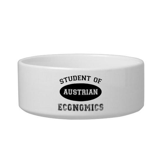 Student of Austrian Economics Bowl